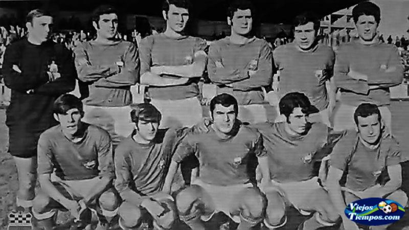 Club Ferrol 1969 - 1970