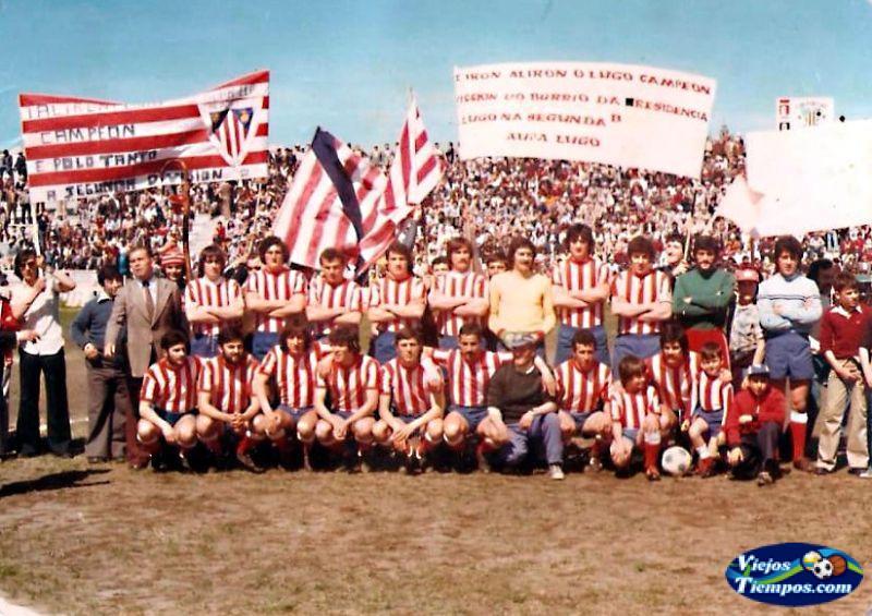 Club Deportivo Lugo 1977 - 1978