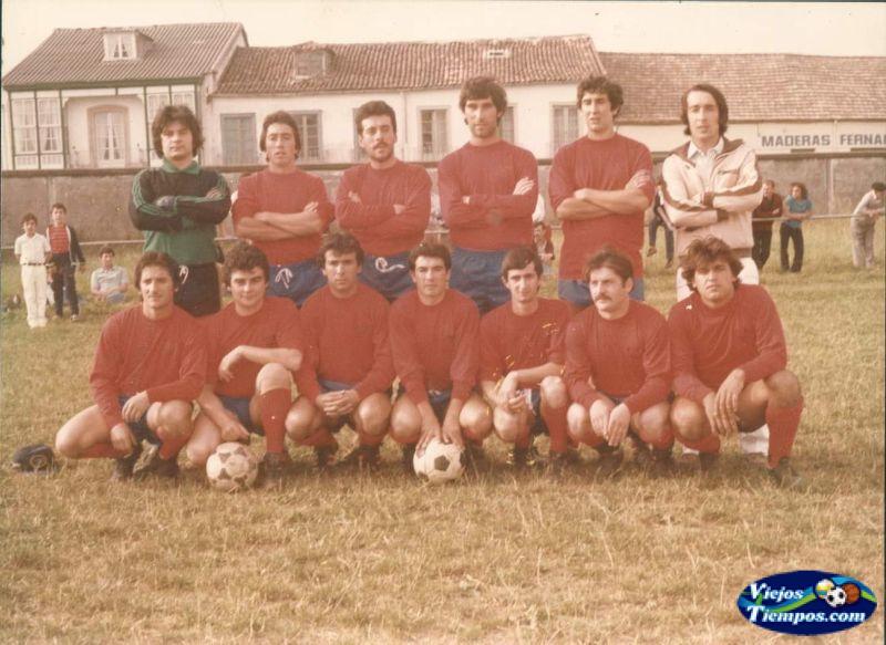 Sociedad Deportiva Libunca. 1978 - 1979