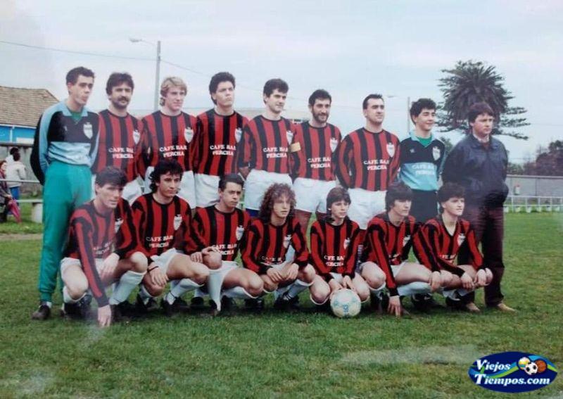 Sociedad Juvenil Cultural Deportiva San Pablo. 1990 - 1991