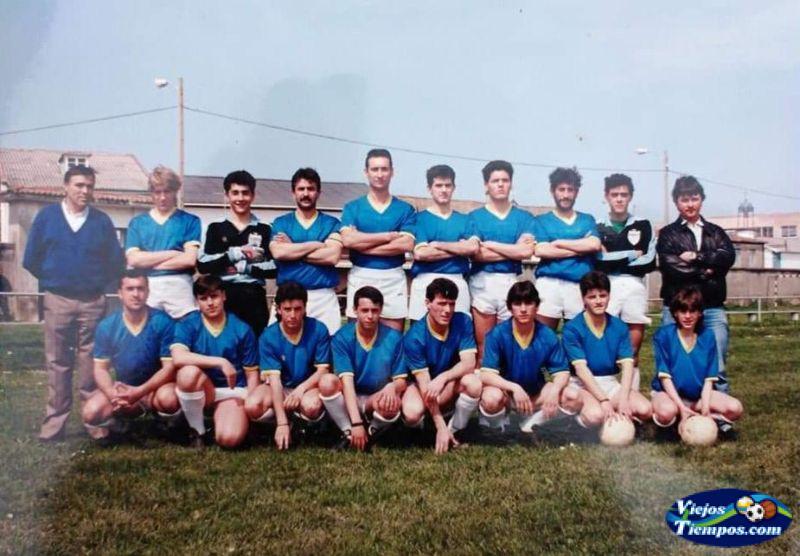 Sociedad Deportiva Recreativa San Pablo. 1990 - 1991