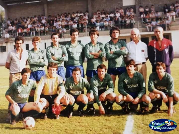 Sociedad Deportiva Club Órdenes. 1984 - 1985