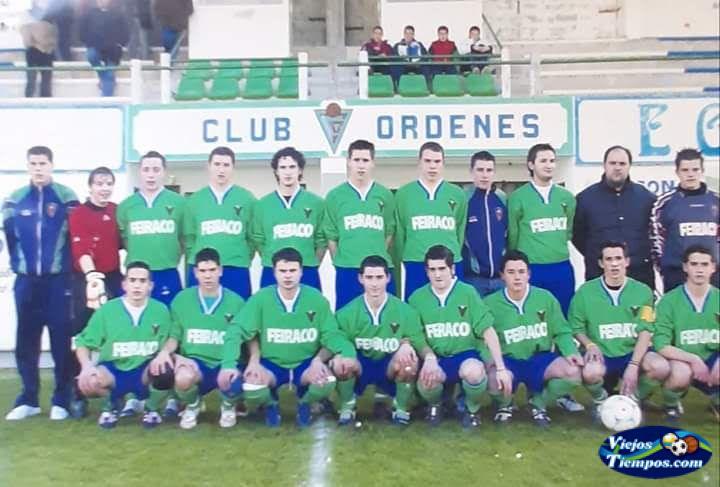 Sociedad Deportiva Club Órdenes. 2004 - 2005