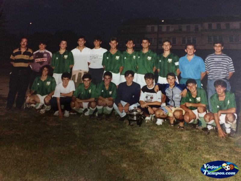 Racing Club de Ferrol. 1991 - 1992
