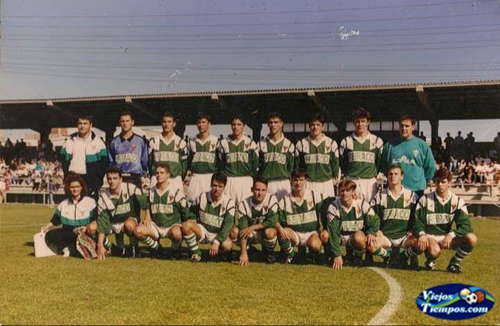 Sociedad Deportiva Club Órdenes. 1994 - 1995