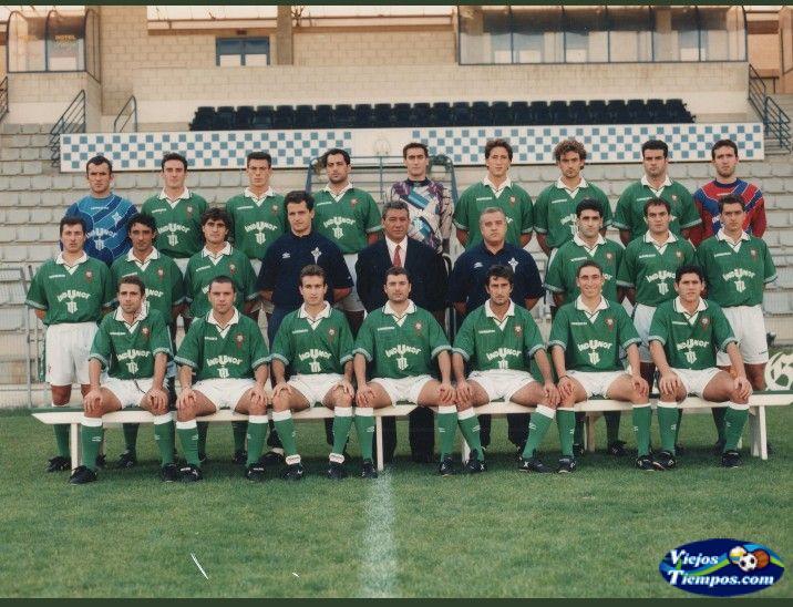 Racing Club de Ferrol. 1996 - 1997