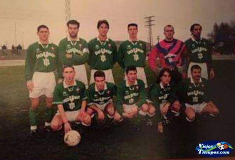 Racing Club de Ferrol 1996 - 1997