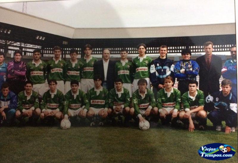 Racing Club de Ferrol 1992 - 1993