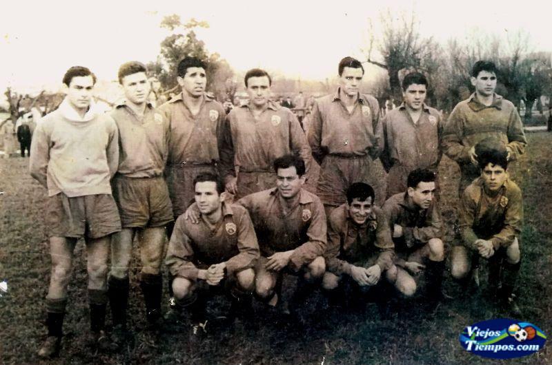 Canido Sociedad Deportiva y Recreativa. 1961 - 1962