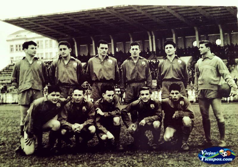 Canido Sociedad Deportiva y Recreativa. 1962 - 1963