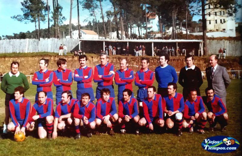 Canido Sociedad Deportiva y Recreativa. 1973 - 1974