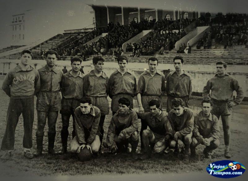 Canido Sociedad Deportiva y Recreativa. 1960 - 1961