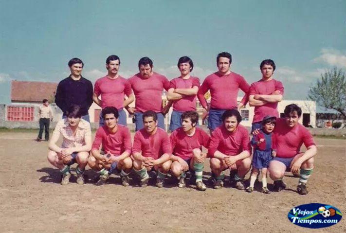 Peña Os Amigos 1975 - 1976