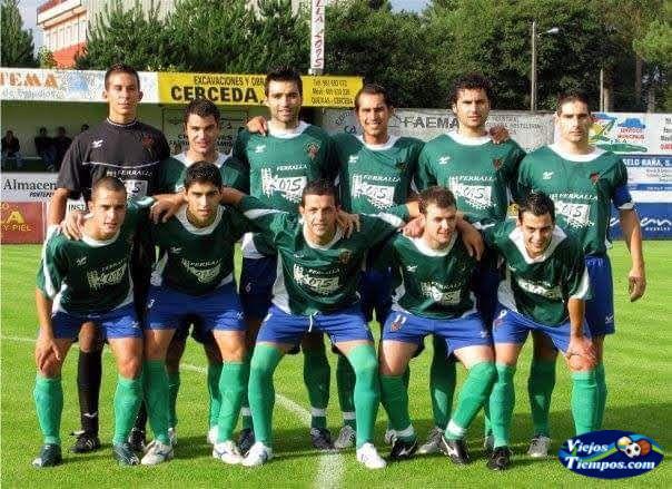 Sociedad Deportiva Club Órdenes. 2006 - 2007