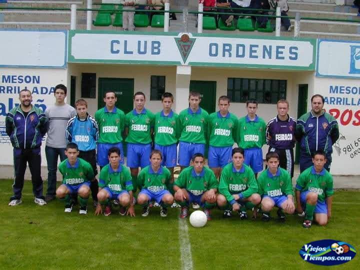 Sociedad Deportiva Club Órdenes. 2002 - 2003
