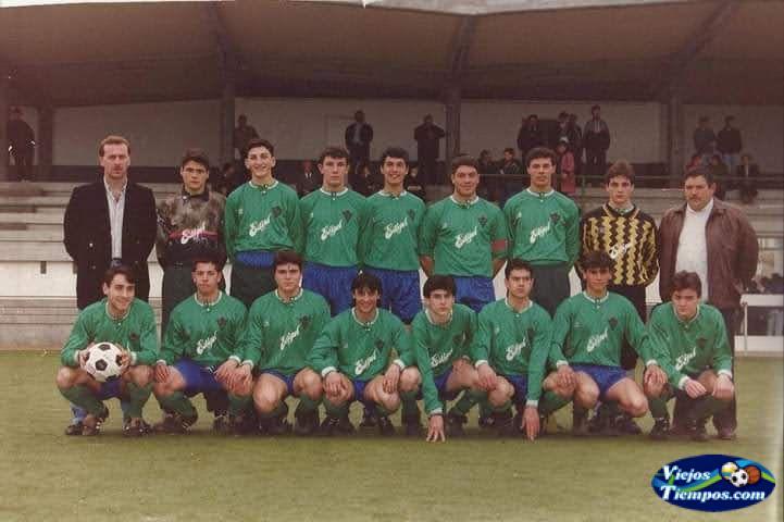 Sociedad Deportiva Club Órdenes. 1991 - 1992