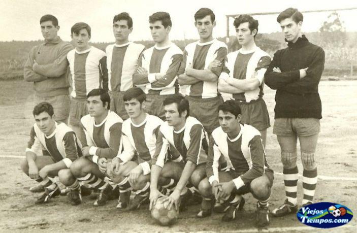 El Arzúa. 1967 - 1968