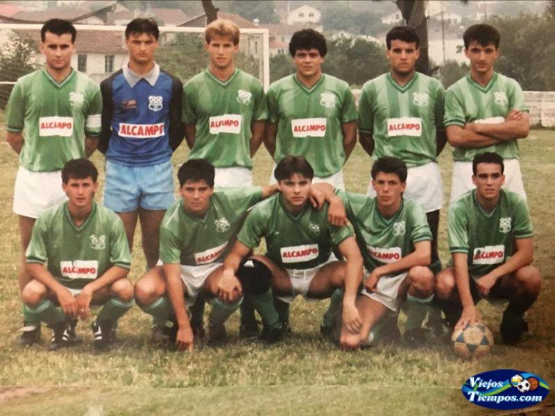 Ferrol Atletico. 1987 - 1988