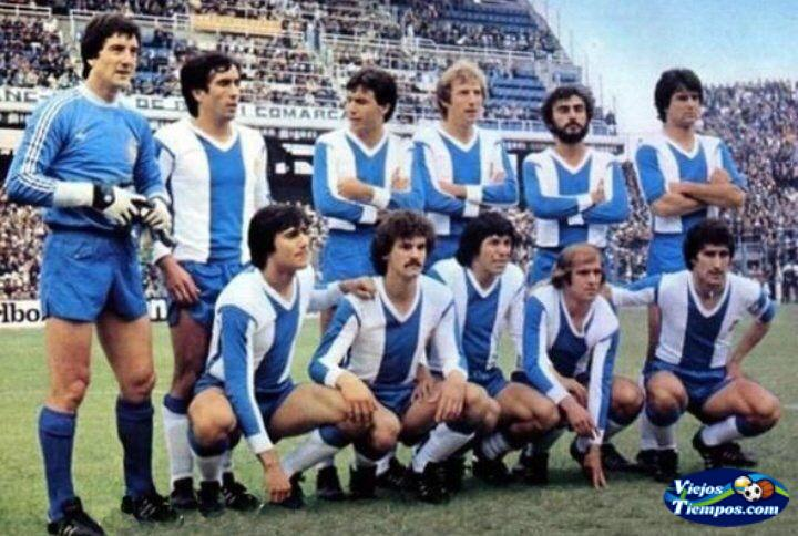 Real Club Deportivo Español. 1979 - 1980