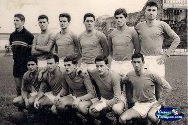 Club Ferrol. 1962 - 1963