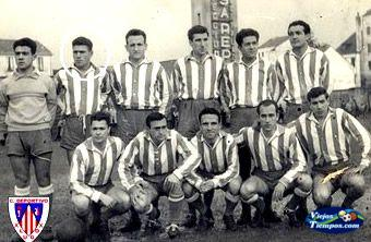 Club Deportivo Lugo. 1958 - 1959