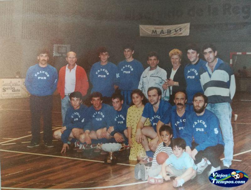 Unión Club Faicus Ferrol F.S 1988 - 1989