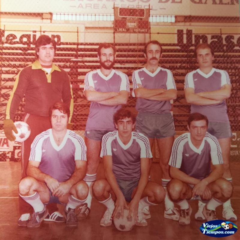Fontelonga Ferrol F.S 1981 - 1982