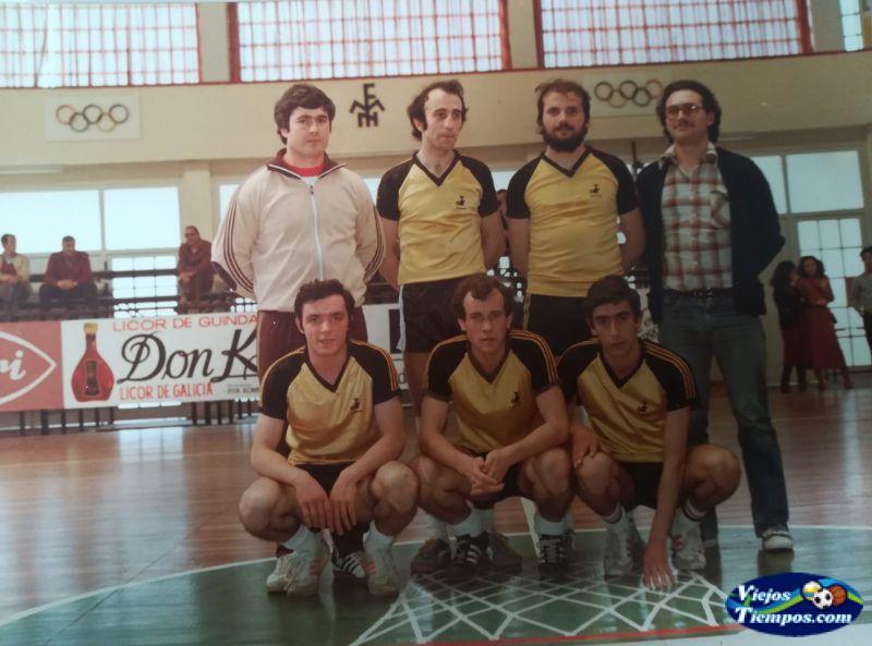 Fontelonga Ferrol F.S 1979 - 1980