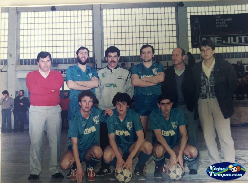 Unión Club Leyma Ferrol F.S 1984 - 1985
