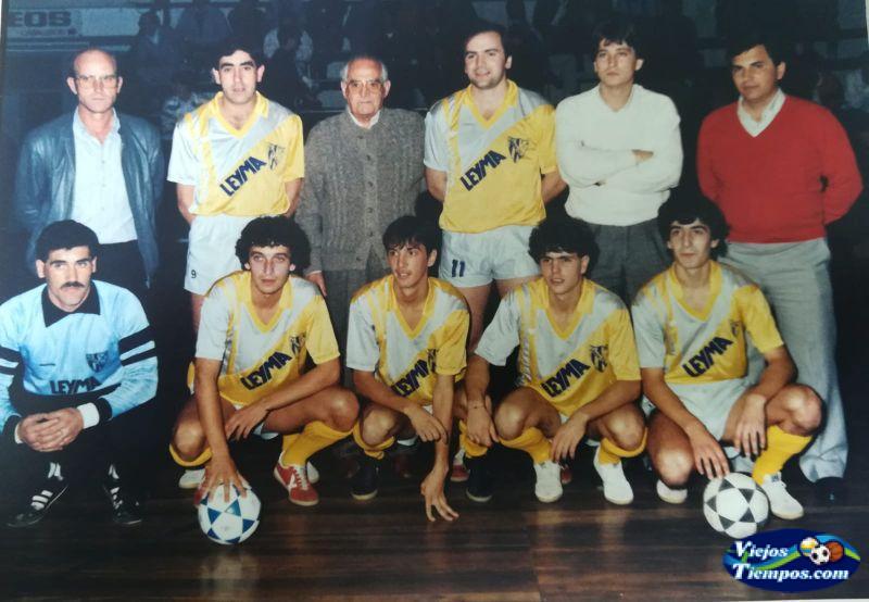 Unión Club Leyma Ferrol F.S 1985 - 1986