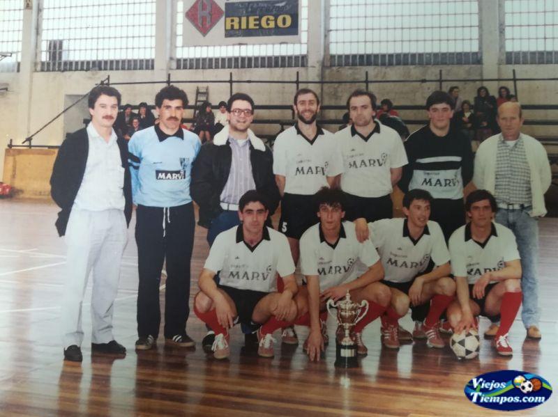 Unión Club Marvi Ferrol F.S 1987 - 1988