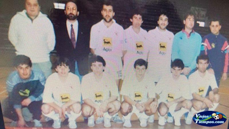 O Parrulo Ferrol F.S 1991 - 1992