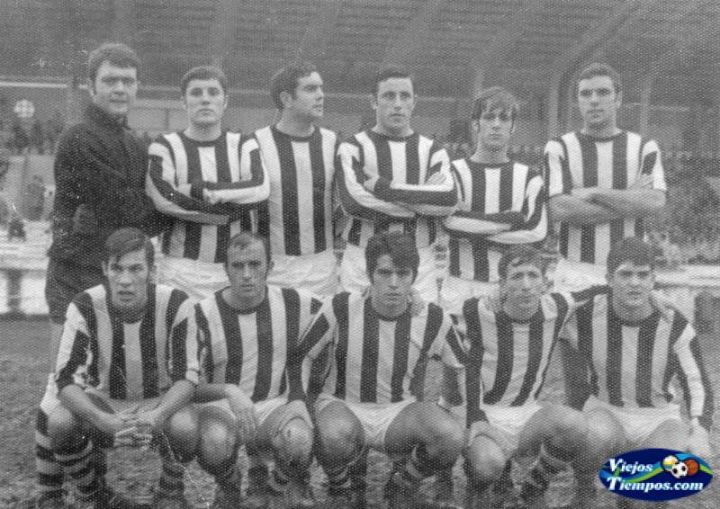 Club Arsenal de El Ferrol. 1969 - 1970