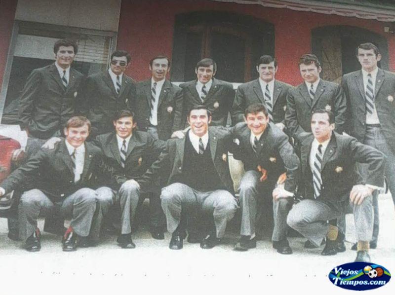 Racing Club de Ferrol. 1971 - 1972