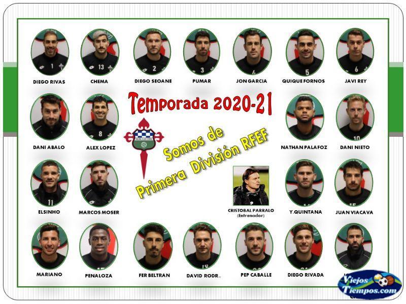 Racing Club de Ferrol S.A.D 2020 - 2021