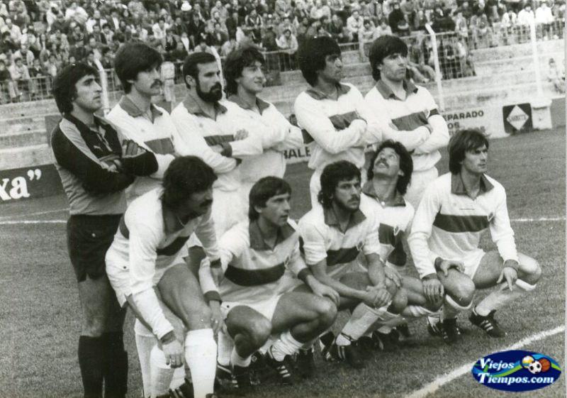 Elche Club de Fútbol. 1982 - 1983