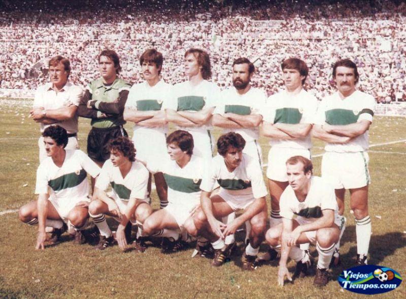 Elche Club de Fútbol. 1980 - 1981