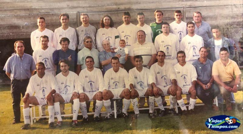 Visantoña Club de Fútbol. 2002 - 2003