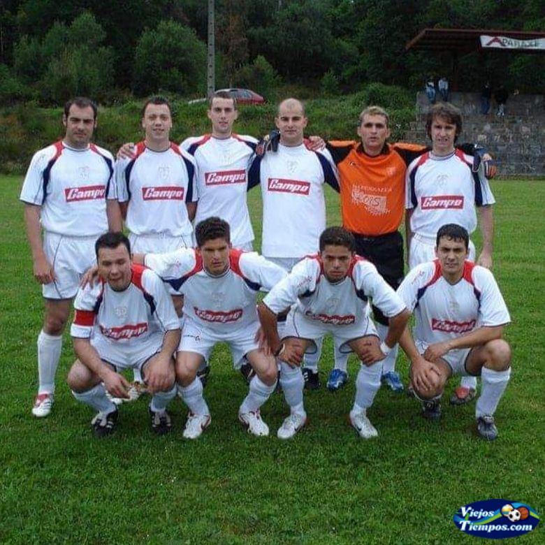 Visantoña Club de Fútbol. 2006 - 2007