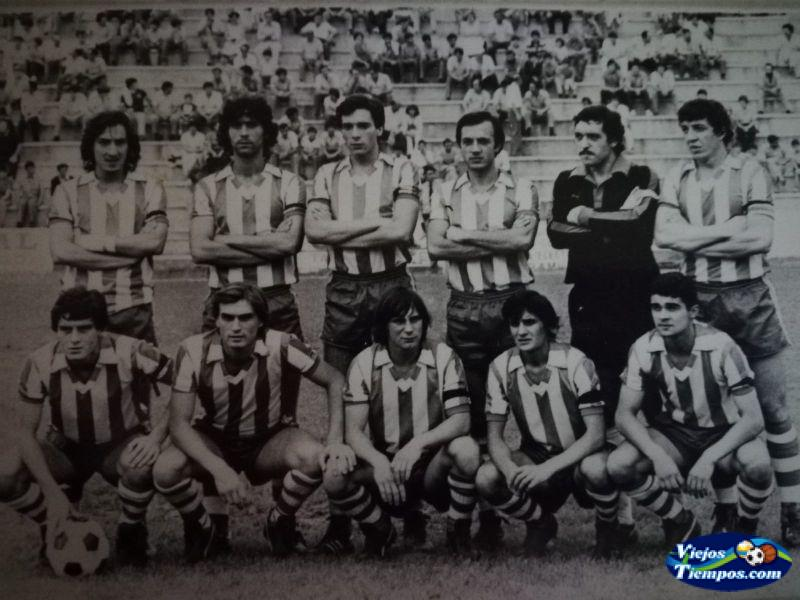 Club Deportivo Lugo. 1982 - 1983