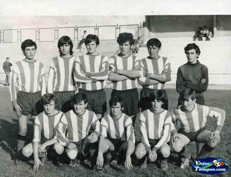 Club de Fútbol Cerceda. 1972 - 1973