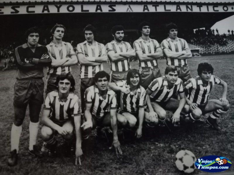 Club Deportivo Lugo 1981 - 1982