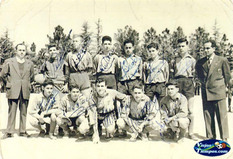 SD Mirandés Juvenil 1953 - 1954