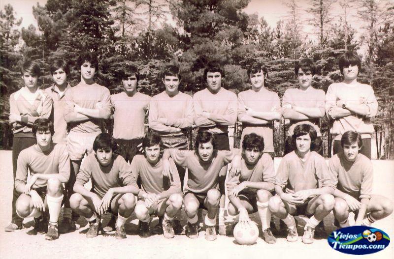 SD Mirandés Infantil 1981 - 1982