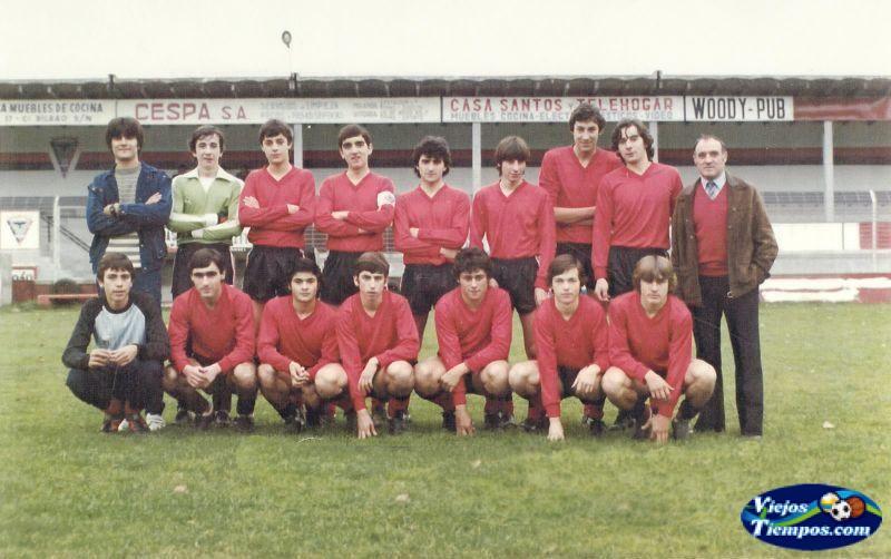 SD Mirandés Juvenil 1982 - 1983