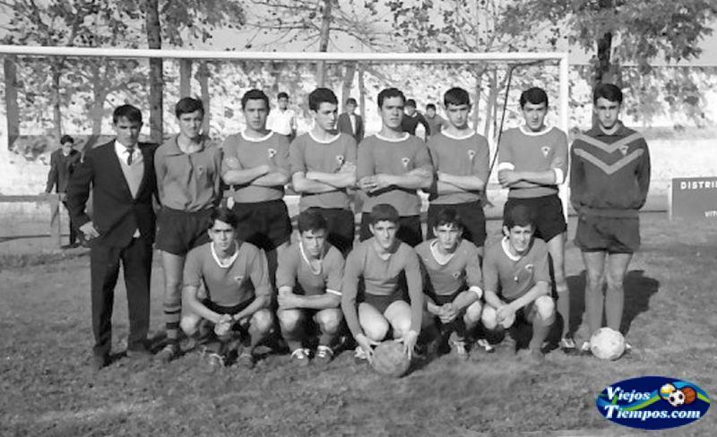 SD Mirandés Juvenil 1966 - 1967