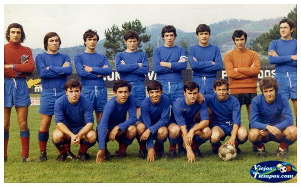 Pontevedra Club de Fútbol. 1974 - 1975