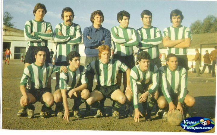Atlético O´Donnell 1974 - 1975