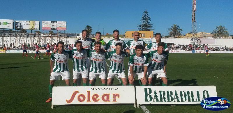 Atlético Sanluqueño Club de Fútbol. 2015 - 2016