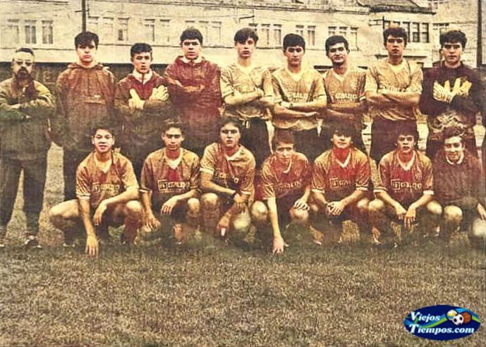 Sociedad Deportiva Recreativa San Pablo. 1992 - 1993